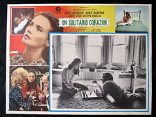 ONE IS A LONELY NUMBER TRISH VAN DEVERE MELVYN DOUGLAS N MINT 1972 LOBBY CARD