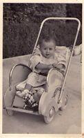 ISTRIA - POLA - RARA E INTERESSANTE FOTOGRAFIA - 1942