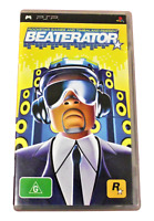 Beaterator Sony PSP Game