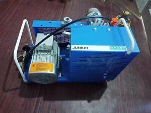 Bauer Junior Breathing Air Compressor 330 bar Model 2012
