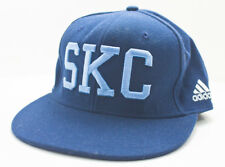 Sporting KC Kansas City Soccer Club Adidas MLS Academy Snapback Cap Hat One Size