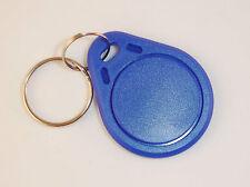 NFC Tag - Blue Teardrop 13.56MHz/1K ISO14443-3A