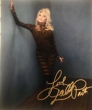 Dolly Parton Signed Autographed 8 X 10 Color Photo Last 2