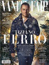 Vanity Fair 2016 51#Tiziano Ferro,Hilary Swank & Philip Schneider,Valeria Marini