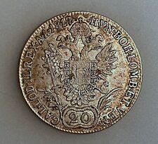 Austria 20 Kreuzer 1817 A   KM# 2143   VF