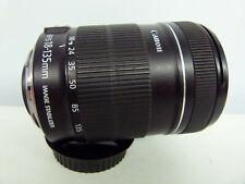 Canon Zoom Lens EF-S 18-135mm 1:3.5-5.6 IS+Caps EXCELLENT++