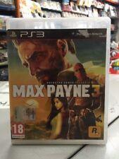 Max Payne 3 Ita PS3 USATO GARANTITO