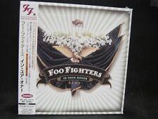 FOO FIGHTERS In Your Honor JAPAN 2CD Led Zeppelin Nirvana Grunge/Alternative HR