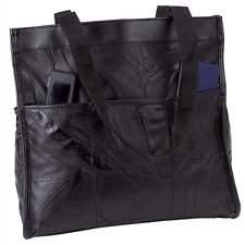 Genuine Leather Shopping Travel Tote Bag, Womens Large Shoulder Case ..LULSHOP2
