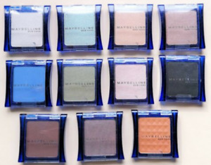 Maybelline expert wear mono eyeshadow Various shades