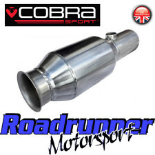 "Cobra Sport Clio RS 200 2.0 16v Sports Cat Exhaust 2.5"" Stainless Catalyst RN05"