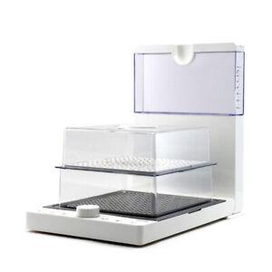 Homeleader Foldable Food Spa Steamer For Vegetables • Meat • Fish • Eggs
