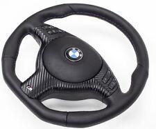 aplati volant en cuir BMW E46 M Volant avec écran multifunk. et airbag A