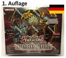 Yu-Gi-Oh! Legendary Duelists Rage of Ra Booster-Display Box deutsch 1. Auflage ✅
