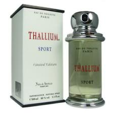 Thallium Sport Limited Edition For Men By Yves De Sistelle 100ml