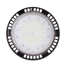 v tac 100w 1-10v LED regulable Alto Bay OVNI MEANWELL Blanco IP65 Blanco frío
