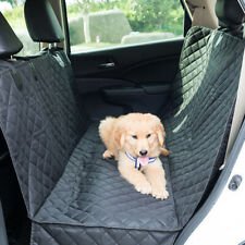 100% Waterproof Pet Dog Seat Cover with Hammock for Cars, Trucks and Suvs
