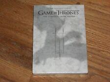 Game of Thrones: Season 3 (DVD, 2016, 5-Disc Set) Brand New