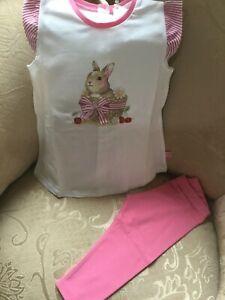 Spanish girls bunny legging set 2-3 years available romany