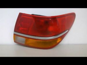 2001 Saturn L Series SW Right(Passenger) Side Tail Light