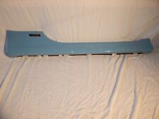 OEM 15-17 Fiat 500 Rocker Panel Moulding Cladding Right Hand Side Sill Trim Sky