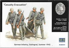 Master Box German Infantry, Stalingrad, Summer 1942, Figures in 1/35 41 ST  A2