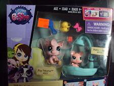 2014 Littlest Pet Shop Bath Time Fun Playset NIB Hasbro c2528a