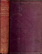 1870 CHINA & JAPAN HONG KONG INDONESIA PHILIPPINES KOREA ASIA SQUADRON CRUISE