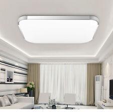 Modern 18W Square LED Ceiling Light Living Room Bedroom Corridor Lamp New HS