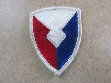 USED US Army Material Command Dress Colored Military Patch
