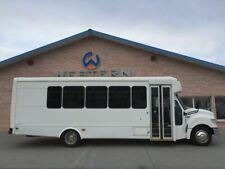 2015 International Shuttle Bus Passenger Church Limo Camper RV