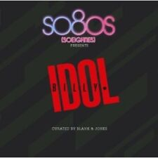 SO80S PRESENTS BILLY IDOL (CURATED BY BLANK & JONES)  CD NEW