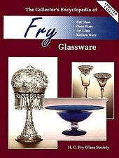 1998  The Collector's Encyclopedia of Fry Glass HB by HC Frye Glass Society