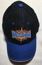 Licensed WWE Wrestlemania 33 Baseball Hat Adjustable .