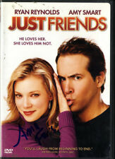 Anna Faris Autographed Signed Just Friends DVD Case Cover UACC RD COA AFTAL