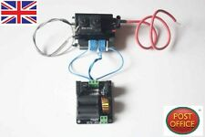 ZVS Tesla coil flyback driver/SGTC/Marx generator/Jacob's ladder+ignition coil T