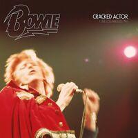 DAVID BOWIE - CRACKED ACTOR: LIVE LOS ANGELES '74 (LIMITED DIGIPAK) 2 CD NEU