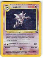 Haunter - Fossil Set - 6/62 - Holo-Foil Rare - Collectible Pokemon Card - MP-HP