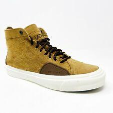 Vans Taka Hayashi Sk8 Hi LX (Nubuck Suede) Monks Robe Brown Mens Sneakers