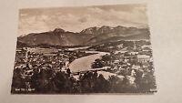 RPPC Photo Postcard Munchen German Landscape Antique 1900s History Scene vtg
