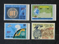 CKStamps: Vietnam Stamps Collection Scott#496-499 Mint NH OG