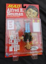MAD MAGAZINE ALFRED E. NEUMAN ACTION FIGURE DC Direct 1998 MOC