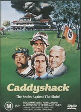 CADDYSHACK -  Chevy Chase, Rodney Dangerfield, Bill Murray - DVD