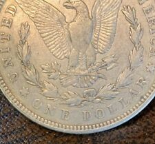 1921-D - The ONLY Denver Minted Morgan Silver Dollar - 90% - Last Year Historic