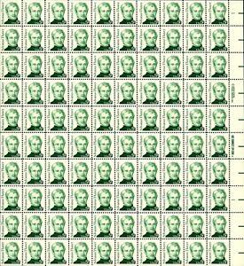 US #1852 9c Sylvaus Thayer Sheet MNH VF+ (CV $29 F-VF)