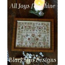 All Joys for Thine Pattern Blackbird Designs