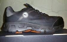 TIMBERLAND PRO MEN'S  VELOCITY ALLOY SAFETY TOE W/L ATHLETIC SHOES BOOTS SIZE 12