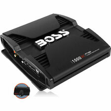 BOSS 1000W 2-Channel PHANTOM SERIES Full Range Class AB Car Amplifier | PT1000