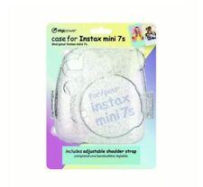Digipower Glitter Case W/ Adjustable Shoulder Strap For Instax Mini 7s