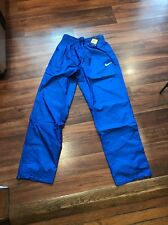 NWT NIKE FB WOVEN MENS PANTS SZ Small BLUE